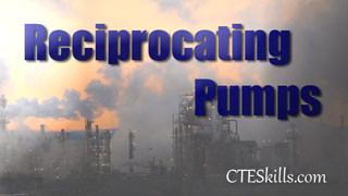 IND-PTP - Reciprocating Pumps