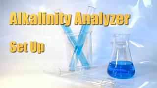 IND-A - Alkalinity Analyzer: Set up and Installation Req.