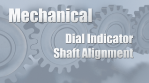 Dial Indicator Shaft Alignment