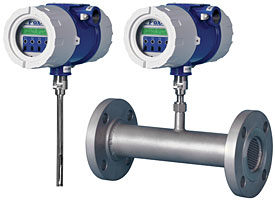 A Flow Transmitter for the measurement of the difference of inlet and outlet pressure