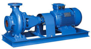a single stage centrifugal pump