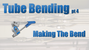 Making the Bend