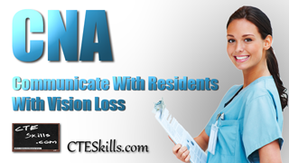 HST-CNA - Communication with Patients who have Vision Loss