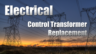 IND-E - Control Transformer Replacement