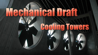 IND-PTCT - Mechanical Draft Cooling Towers