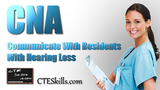 HST-CNA - Communication with Patients who have Hearing Loss