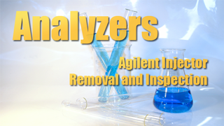 IND-A - Agilent Injector Removal & Inspection
