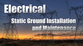 IND-E - Static Ground Installation & Maintenance