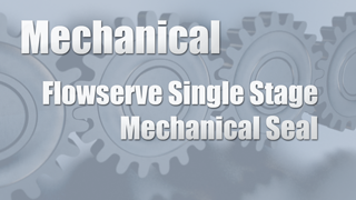 IND-M - Flowserve Single Stage Mechanical Seal