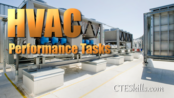 HVAC Performance Tasks