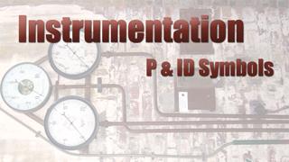 IND-I - Instrumentation P & ID Symbols