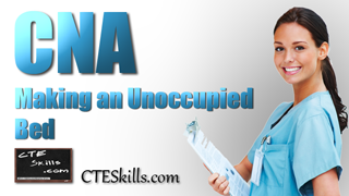 HST-CNA - Making an Unoccupied Bed