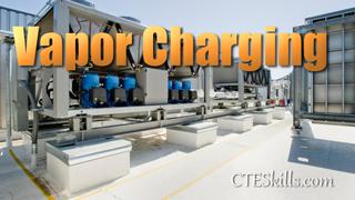 HVAC-P Vapor Charging
