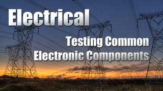 IND-E - Testing Common Electronic Components