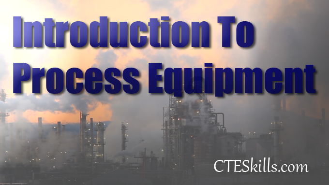 IND-PT - Introduction to Process Equipment