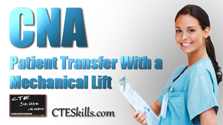 HST-CNA - Patient Transfer With a Mechanical Lift