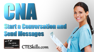 HST-CNA - Conversation and Sending Messages