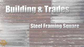 BT - Steel Framing Square