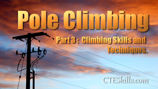 ULT - Pole Climbing Part 3 - Climbing Skills and Techniques